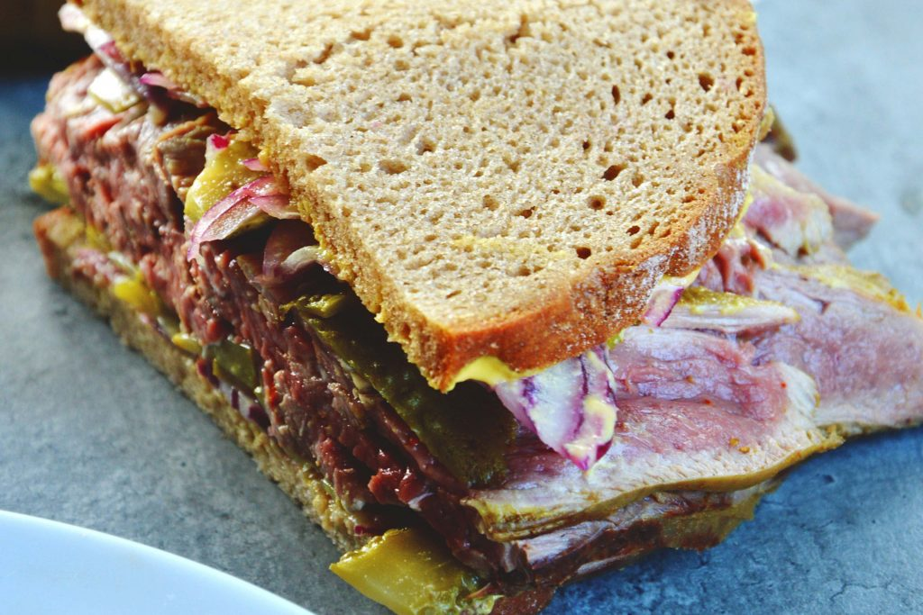 Sandwich au Canard Fermier des Landes