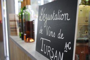 Les Vins de Tursan, sur le stand Qualité Landes SIRHA 2019