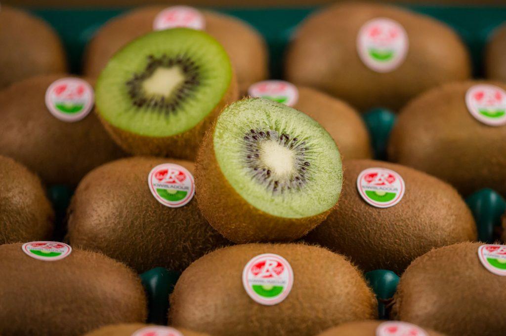 Kiwi de l'Adour le fruit de l'hiver riche en vitamine C
