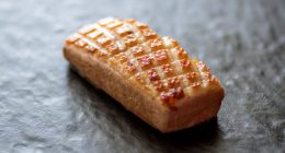 Foie-gras de canard fermier des Landes poêlé